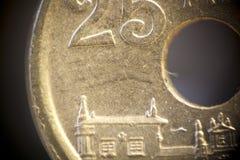 Pièce de monnaie Photographie stock libre de droits