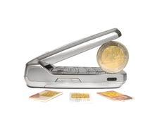 pièce de monnaie Image stock