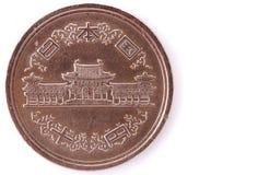 Pièce de monnaie chinoise Photos stock