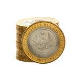Pièce de monnaie Dagestan Photo stock