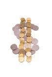 Pièce de monnaie de la Malaisie Image libre de droits