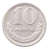Pièce de monnaie mongole de Mungu