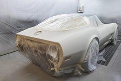 Pièce de peinture de voiture Image libre de droits