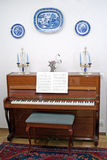 Pièce de piano Photos libres de droits