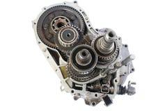 Pièce de réducteur de transmission d'automobile Image libre de droits