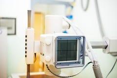 Pièce de rayon X dans un hôpital photographie stock libre de droits