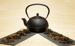 Pièce de thé Photos stock
