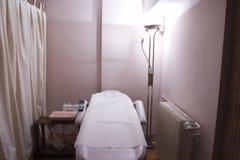 Pièce de thérapie dans la station thermale photos libres de droits
