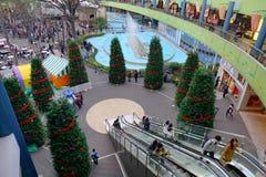 Pièce de ville de Laqua Tokyo Dome à Tokyo, Japon Images libres de droits