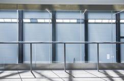 Pièce et espace de travail vides Image stock