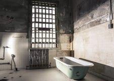 Pièce hydraulique de thérapie chez Alcatraz Photos libres de droits