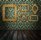 pièce intérieure Photo libre de droits