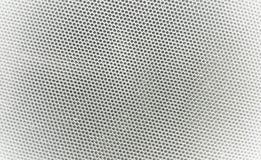 pièce métallique de maille de microphone Photographie stock libre de droits