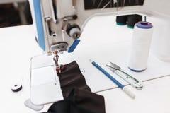 Pièce piquante de vêtements sur le plan rapproché d'équipement Images stock