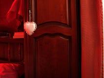 Pièce pour le jour de valentine Image stock