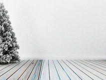 Pièce vide avec le pin illustration stock