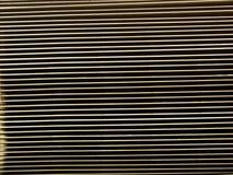 Pièces d'acier brut empilées Images stock