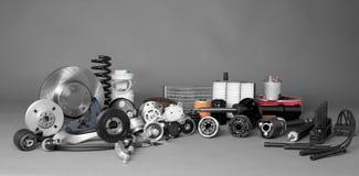 Pièces d'auto Photographie stock