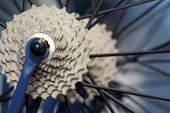 Pièces de Bycicle Photo libre de droits