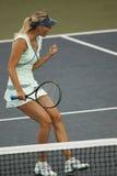 Pièces de Maria Sharapova à l'excursion de WTA Photos stock