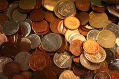 Pièces de monnaie Image stock