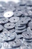 Pièces de monnaie Images stock