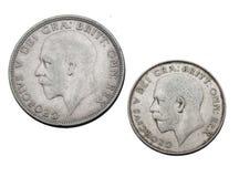 Pièces de monnaie Photos stock