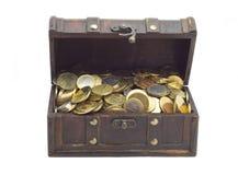 pièces de monnaie Photo stock