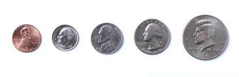 Pièces de monnaie américaines