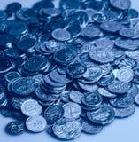 Pièces de monnaie australiennes Photographie stock