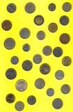 Pièces de monnaie européennes Photos stock