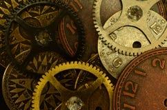 Pièces de montre image stock