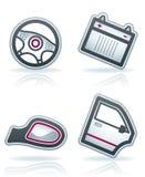 Pièces de véhicule Photographie stock