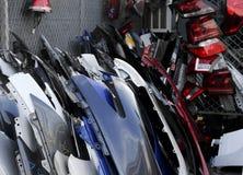 Pièces de voiture Image stock
