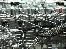 Pièces et composants de moteur. Image libre de droits