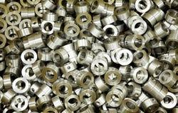 Pièces industrielles Images stock