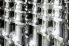 Pièces industrielles Photos libres de droits