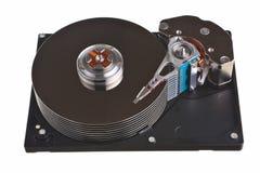 Pièces internes d'unité de disque dur. Photographie stock