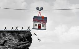 Piège d'immobiliers Photographie stock libre de droits