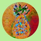 Piña Foto de archivo libre de regalías