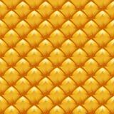 Piña de la textura Imagen de archivo