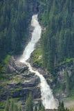 Più alta cascata di Europa Natura non rovinata fotografia stock