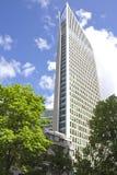 Più alta costruzione Immagini Stock