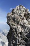 Più alta montagna della Germania Immagini Stock