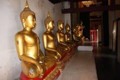 Più Buddha Immagini Stock