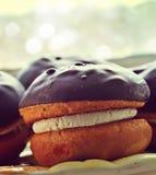 Più dei dessert immagine stock
