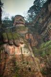 Più grande Buddha nel mondo Immagini Stock