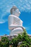 Più grande Buddha Tailandia Fotografie Stock