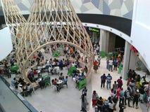 Più grande centro commerciale in Africa Fotografie Stock Libere da Diritti