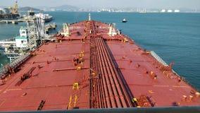Più grande nave al Sud Corea immagine stock libera da diritti